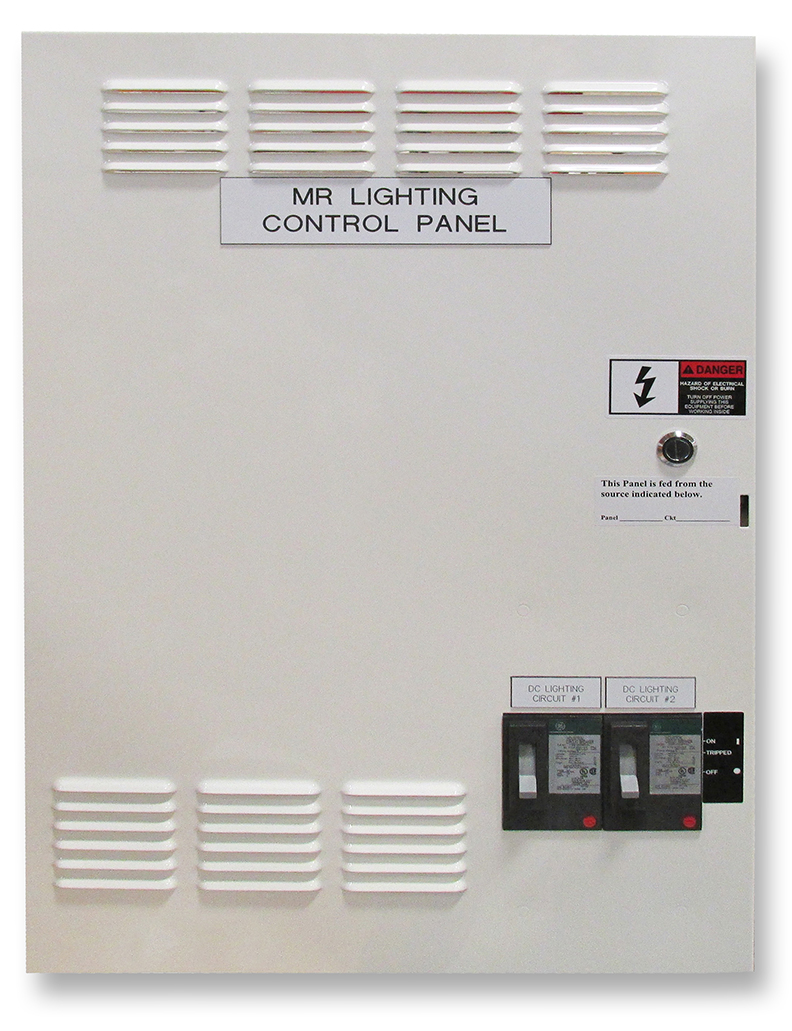 Bevco DC Lighting Panel
